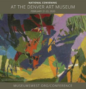 February 21-22, 2020 – Denver Art Museum